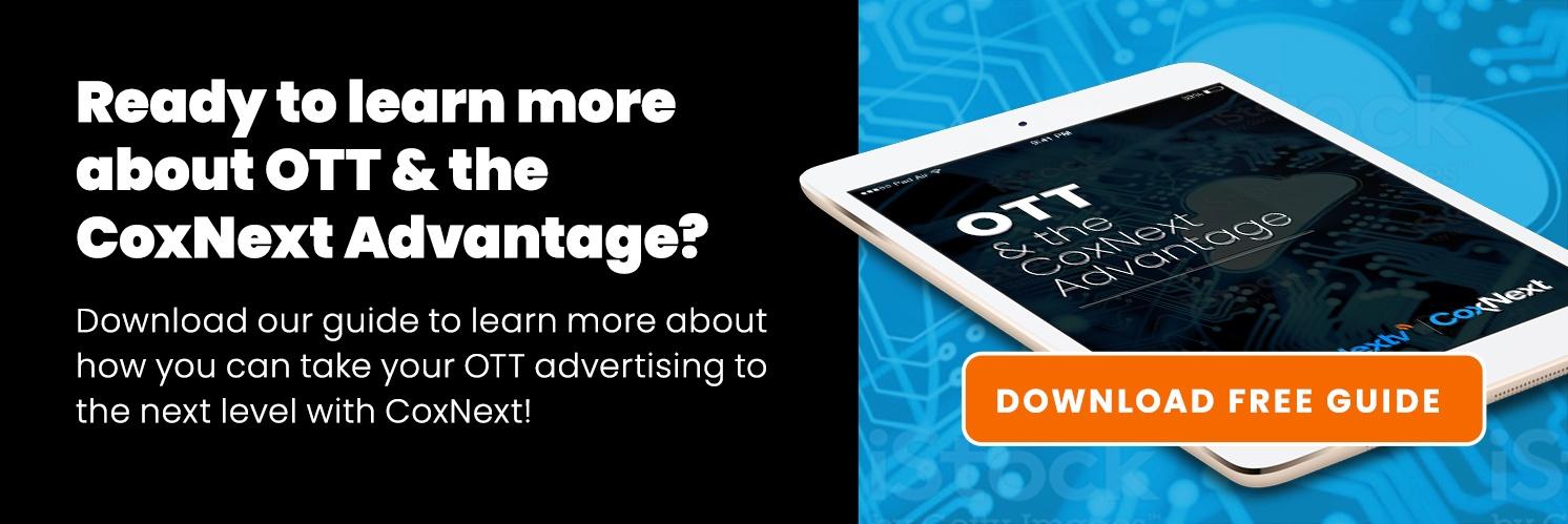 download OTT & CoxNext Advantage guide