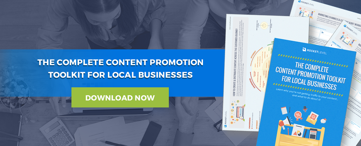 The Complete Content Promotion Toolkit for Local Businesses