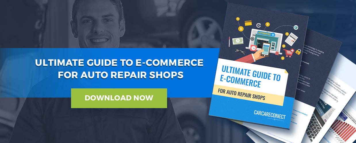 Ultimate Guide to E-Commerce for Auto Repair Shops