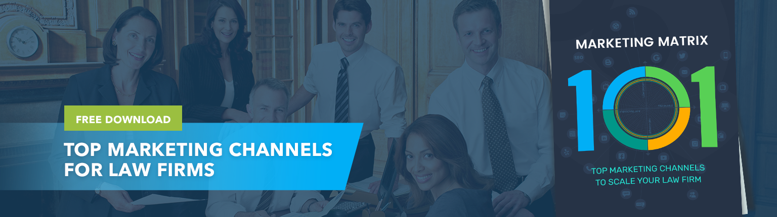 Legal Marketing Download_Top Marketing Channels_Matrix