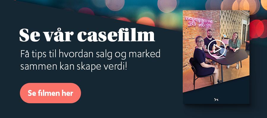 Casefilm fra Markedssjefene