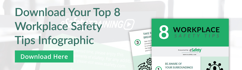 Workplace Safety Tips Download