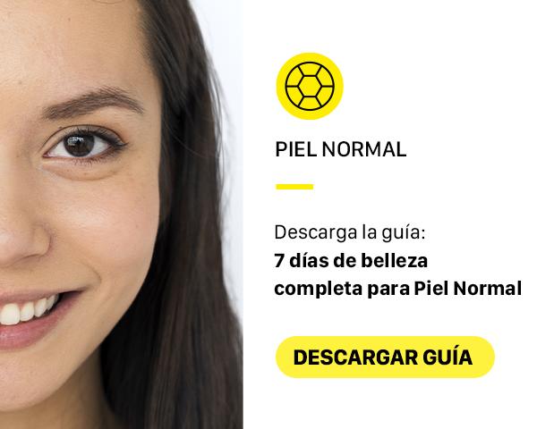 Piel Normal: 7 días de belleza completa