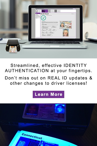 effective identity authentication driver license uv security feature guide palidin identity authentication