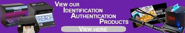 identification authenication products