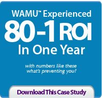 WAMU™ stopped over 20mil in fraud losses. Learn How