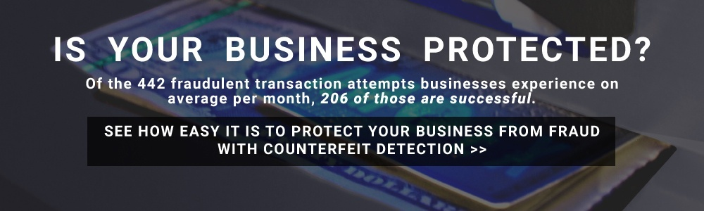 fraud prevention counterfeit detection