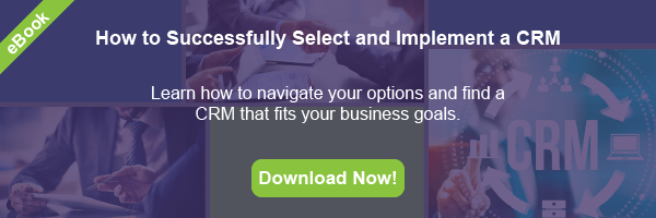 Download eBook How to Successfully Select and Implement a CRM