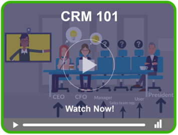 CRM 101 Video