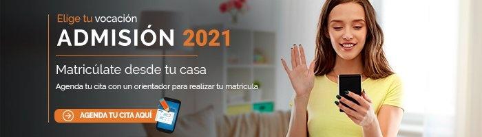 Agenda tu matrícula online