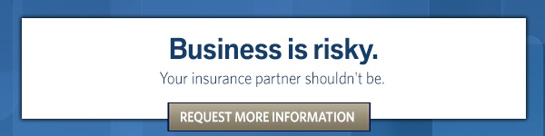 Business is risky - your insurance partner shouldn't be