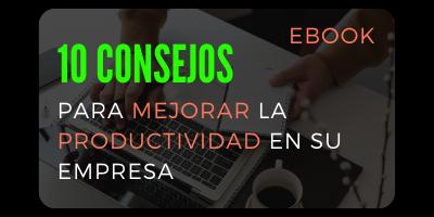 Ebook 10 consejos para mejorar la productividad