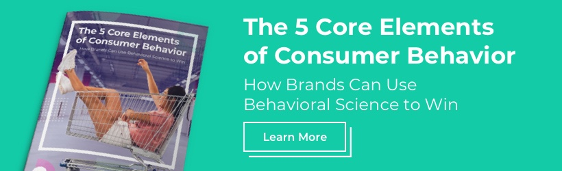 consumer behavior CTA