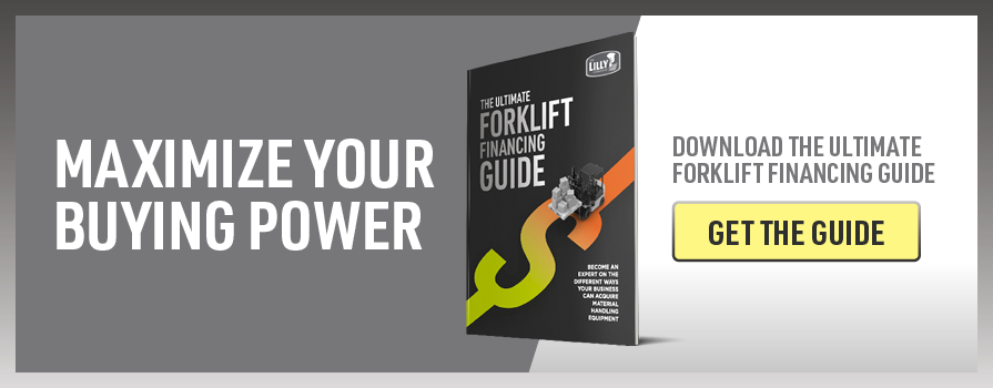 Maximize Your Buying Power: Download the Ultimate Forklift Financing Guide