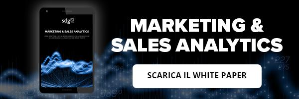 marketing sales analytics