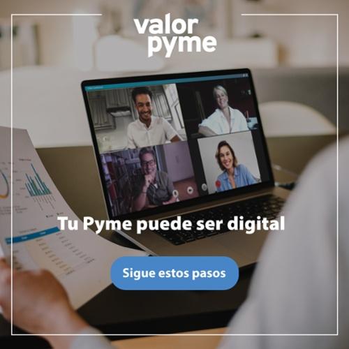 Tu Pyme puede ser digital