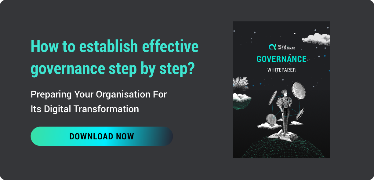 How to establish effective governance step by step