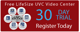 LifeSize UVC Video Center 30 Day Trial