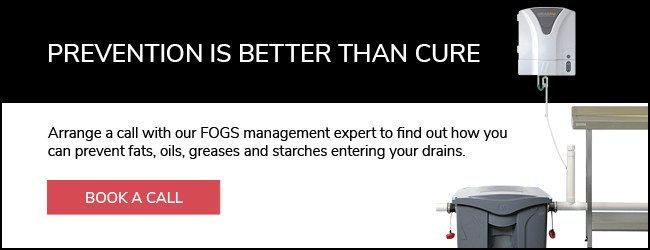 Book a call for FOGS management