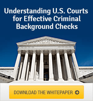 Understanding U.S. Courts for Effective Criminal Background Checks