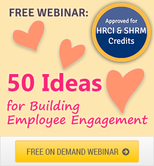 50 Ideas for Employee Engagement