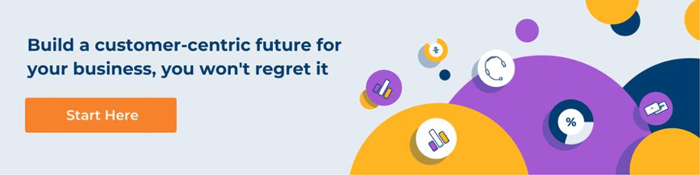 build a customer-centric future