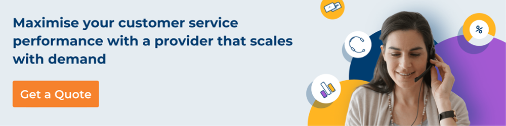 maximise your customer service performance