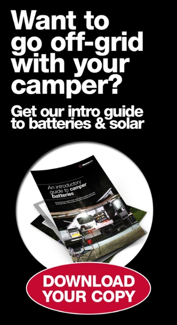 An introductory guide to camper batteries & solar