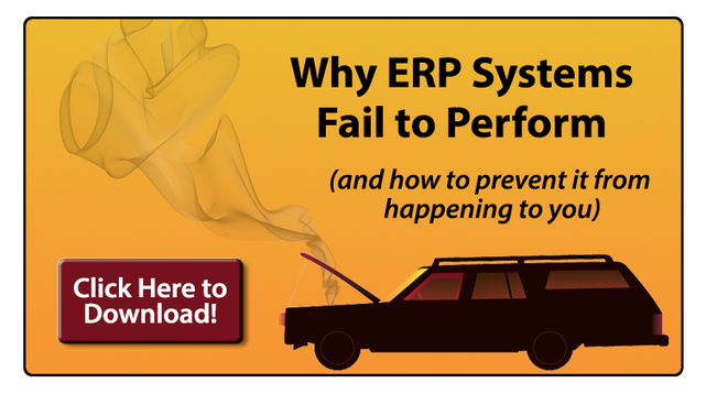 Why ERP Systems Fail to Perform Whitepaper