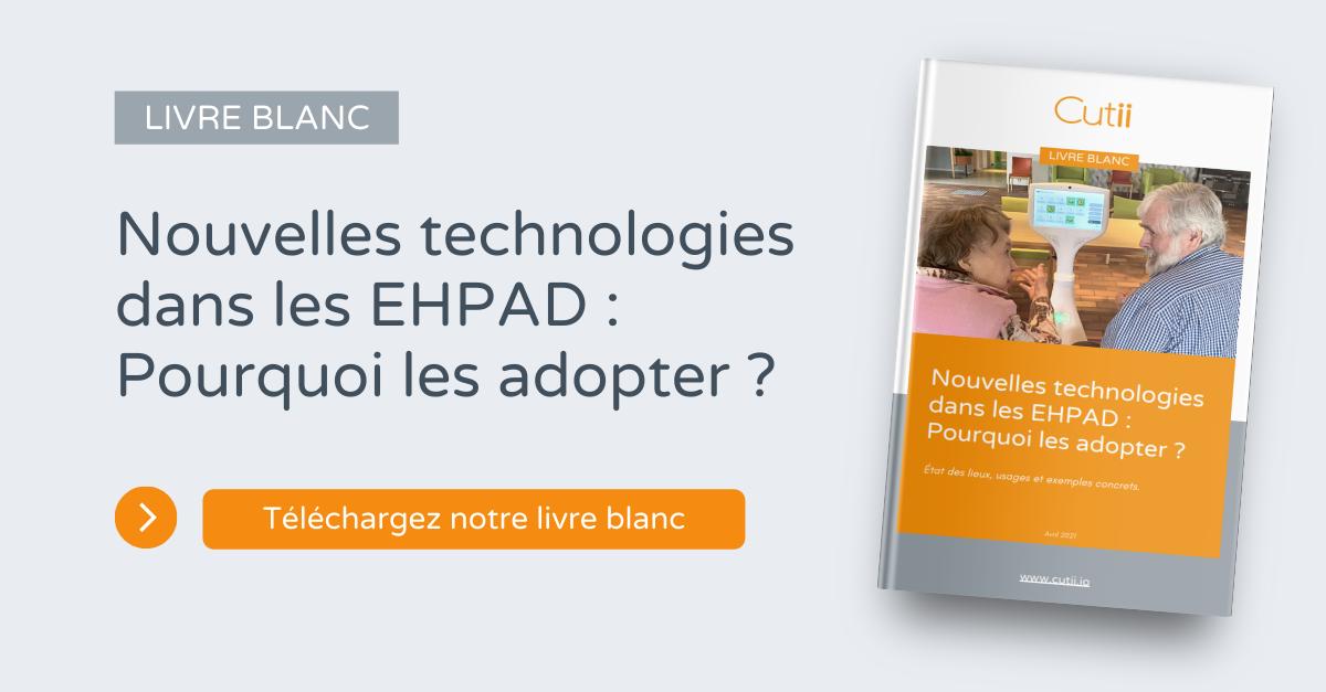 Nouvelles technologies EHPAD