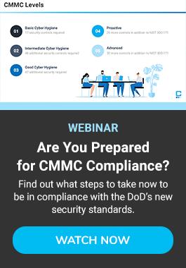 CMMC Compliance Webinar