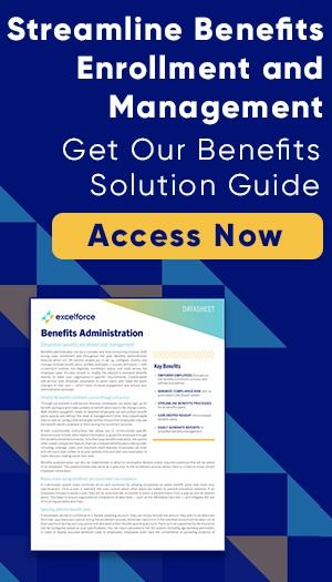 Benefits Administration CTA Vertical