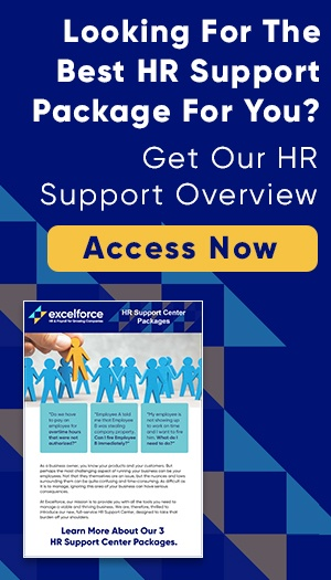 HR Support Package Infographic CTA Vertical
