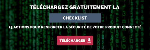 checklist sécurité IoT