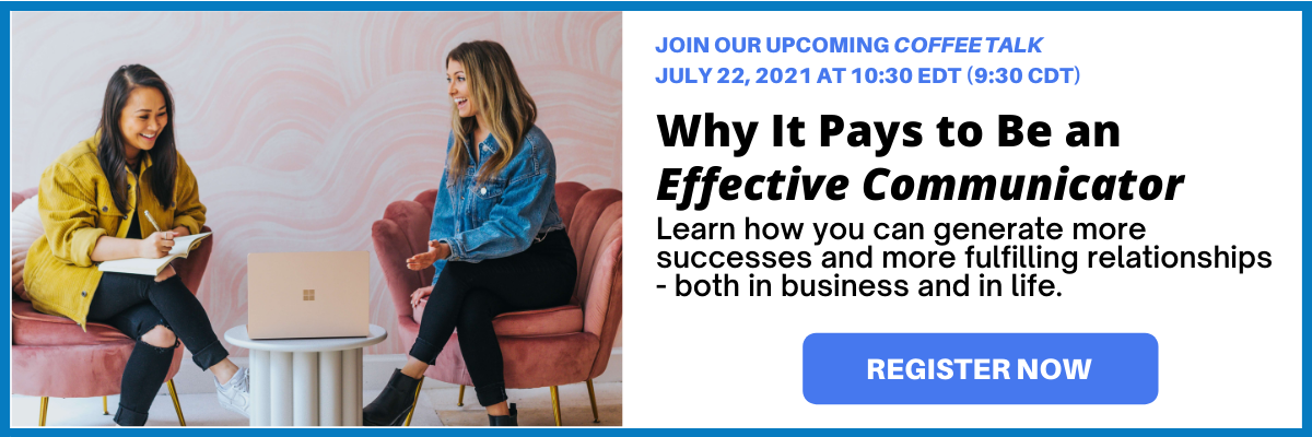 Generate More Sales by Communicating Better: Register Now