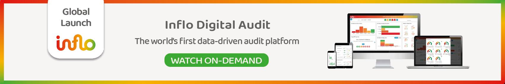 Digital Audit video on demand