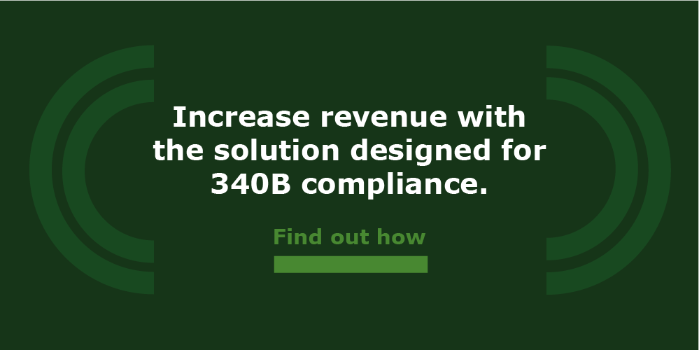 340B program compliance solution