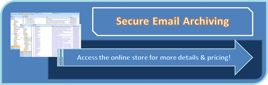 Secure Email Archiving with MailStore