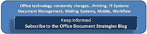 Sign Up for Office Document Strategies Blog