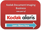 Kodak Alaris Announcement Information