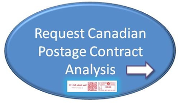 Request Analysis of Postage contract