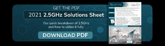 Access DownloadUtilizing 2.5GHz (PDF 2021)