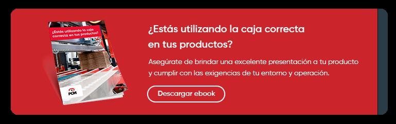 ¿Estás utilizando la caja correcta en tus productos?