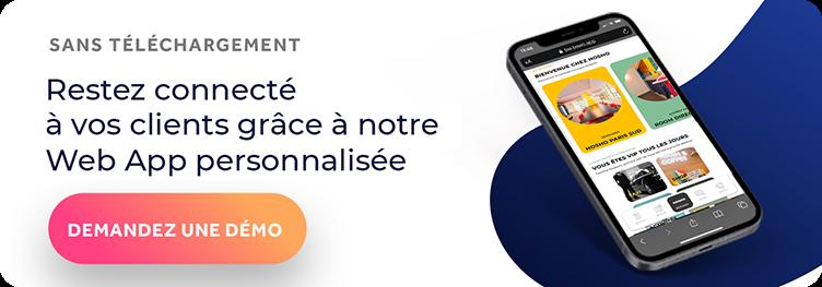 demande demo web app