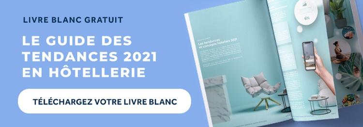 livre blanc tendance 2021 en hôtellerie