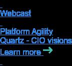 Webinar   Quartz CIO visions recordings 2021 Learn more