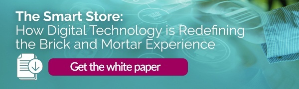 Get white paper - The Smart Store - How Digital Tech is Redefining the Brick & Mortar Experience