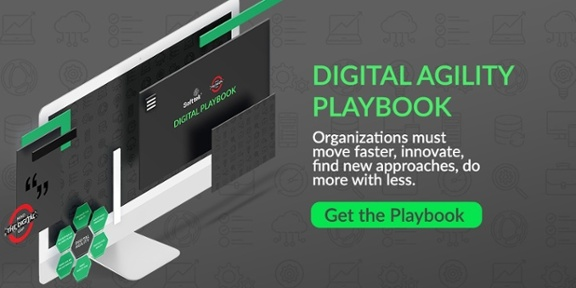 Get copy of our Digital Agility Playbook