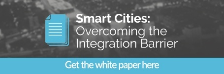 Smart cities - White paper: overcoming the integration barrier