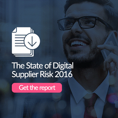 "Get ""The State of Digital Third-Party Risk 2016"" report"
